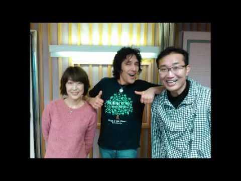 Kyle Vincent Radio Interview   KBS Kyoto