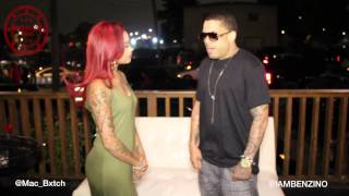Love & Hip Hop Atlanta + Season 2  Benzino Interview / @Mac_Bxtch