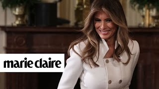 Melania Could Have Been Deported Under Trump's New Immigration Rules and More News | Marie Claire