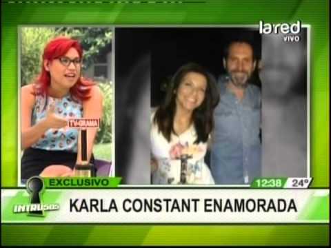 Karla Constant se enamoró ! - YouTube