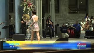 Giận Anh - Tóc Tiên - Marian Days 2013