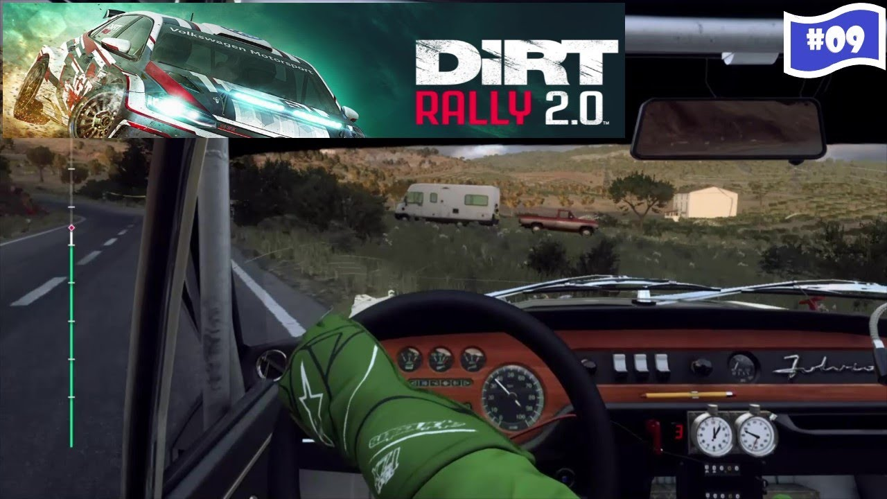 DiRT Rally 2 0 Gameplay #9 Comienzo De Bellriu!