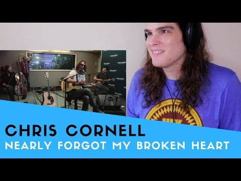 "Voice Teacher Reacts to Chris Cornell ""Nearly Forgot My Broken Heart"""