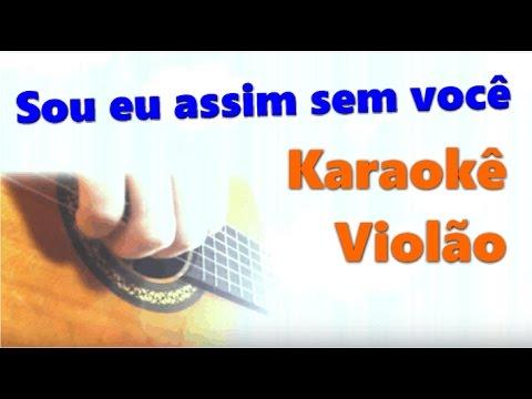 Fico assim sem você - Adriana Calcanhoto - Karaokê Violão