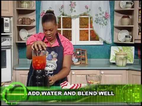 Sweet Potato Salad Grace Foods Creative Cooking Youtube