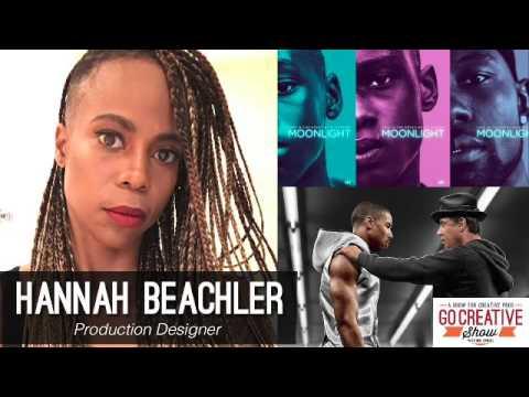 Production Designer Hannah Beachler GCS106