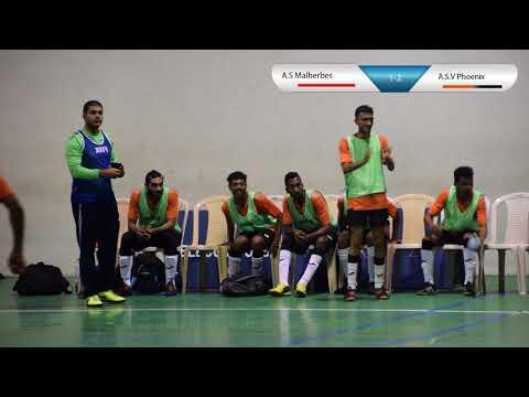 Telecom Futsal Cup 2017 : Demi-finale 2