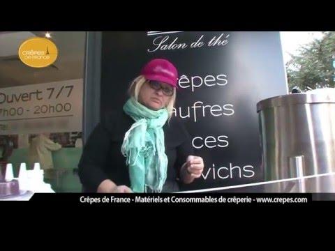 """Crêpes de France sur Numéro 23 reportage """"Révélations"""""""