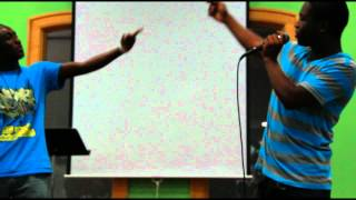 Prince Talent & S-Steelo Performs Oh My(Live in Youmedia)