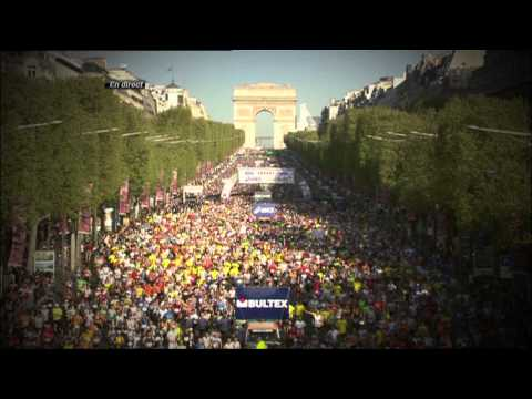 2015 France Run Presented by Air France from RUNNING National Broadcast Series