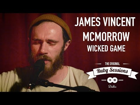 James Vincent McMorrow - Wicked Game  at the Ruby Sessions