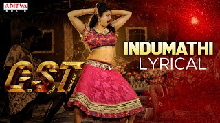 Indumathi Lyrical  |GST (GodSaithanTechnology) Movie| Shresti | Komari Janakiram | U.V.Niranjan