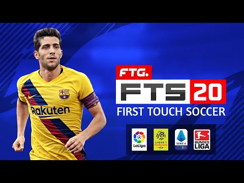 FTS 20 Android Offline 250 MB HD Graphics First Touch Soccer