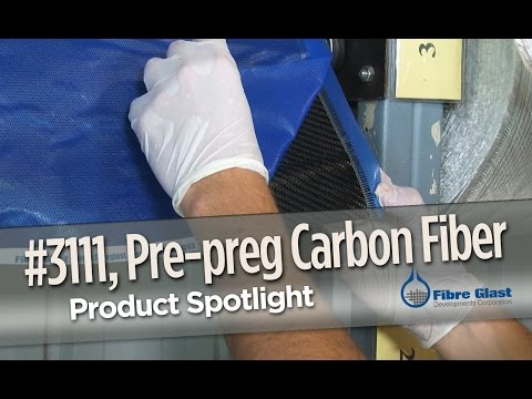 Prepreg 3K, 2x2 Twill Weave Carbon Fiber Fabric