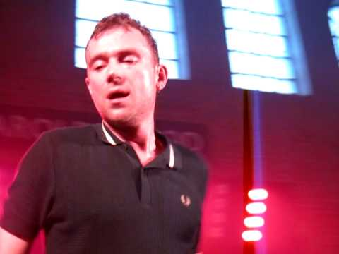 Blur Colchester June 13th Country House