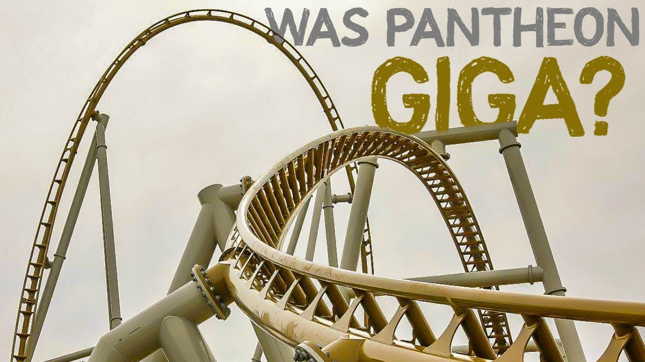 Was Pantheon a GIGA? | Coaster Theory