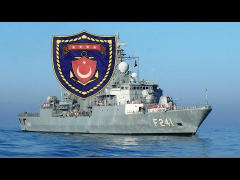 """Turkish Navy song:"""" Yavuz Geliyor Yavuz"""" TSK Armoni Mızıkası"""