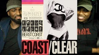 Beast Coast - Coast/Clear ft. Joey Bada$$, FBZ, UA, Kirk Knight, Nyck Caution FIRST REACTION/REVIEW
