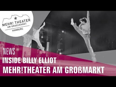 BILLY ELLIOT - THE MUSICAL  im Mehr! Theater am Großmarkt in Hamburg
