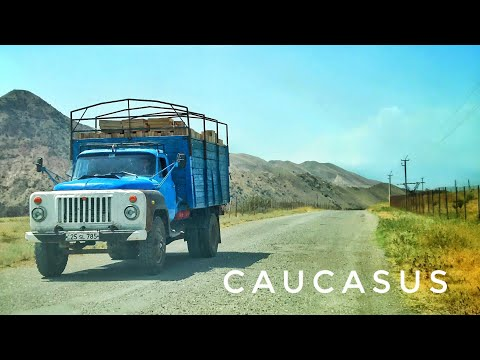 Caucasus: travel documentary (Azerbaijan, Armenia, Georgia)