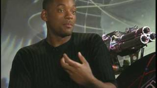Will Smith talks to Joe Leydon about