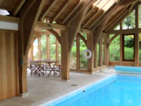 Barfield Holiday Cottages Indoor Swimming Pool