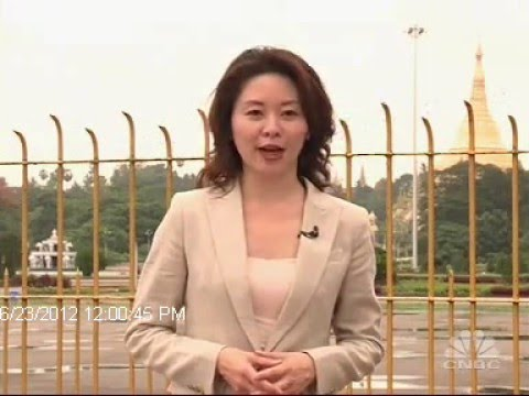 Kaori Enjoji - Myanmar Calling