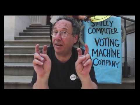 VOTER FRAUD by software scam in NY