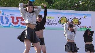 神戸市立神港高等学校ダンス部  Girls Hip Hop thumbnail