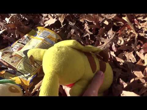 CBP Short: RJ And Eeva's Crazy Date/Pac-Man's Butterfingers