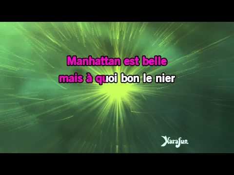 Karaoké J'ai deux amours - Madeleine Peyroux *