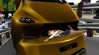 Euro truck Simulator 2: Camion Sexy En Paris | Diversion Total xD