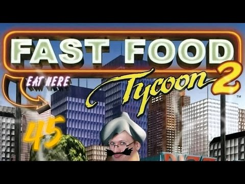 Fast Food Tycoon 2 - Episode 45: Leaving Moscow