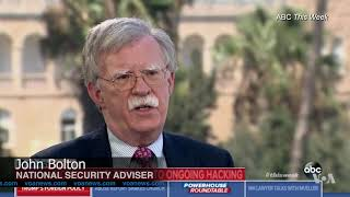 National Security Adviser Says 4 Foreign Adversaries May Try to Interfere in US Elections