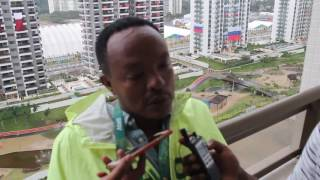 Ethiopia: Rio 2016 - Ethiopian Swimming Federation President Kiros Habte Speaks Out | Aug. 10, 2016