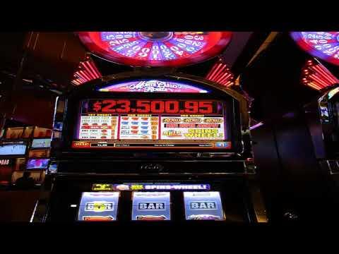 Sound slot machine
