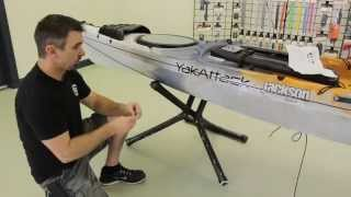 Rigging the Dream - Episode 3 - YakAttack LeverLoc Anchor Trolley Install