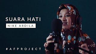 Nike ardila - suara hati (cover) by faizah