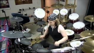 Mystic Rhythms-Drum Cover-Rush