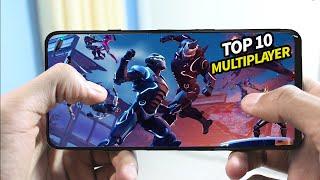 Os 25 Melhores Jogos MULTIPLAYER Para Android 2020