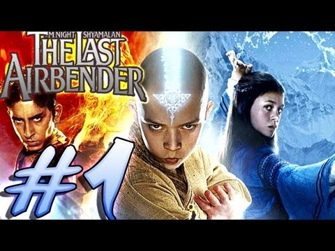 The Last Airbender (Wii) Avatar Game Walkthrough Part 1  [M. Night Shyamalan movie] 1/16