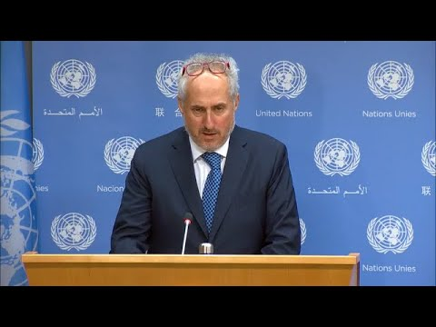 Climate Change, U.N. Refugee, Gaza & other topics - Daily Briefing (5 September 2018)