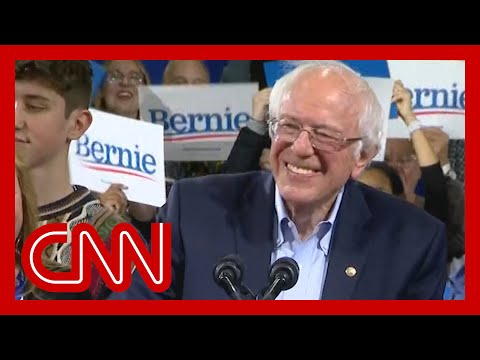 Bernie Sanders makes bold promise to supporters