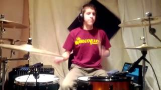 Logan Circle - Drum Cover - The Wonder Years (Studio Quality)