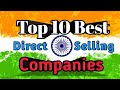 2019 Top 10 Direct selling companies in India