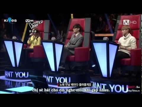 [Vietsub]The Voice Kids Ep 2 HD part 1/7