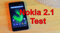 Review: Nokia 2.1 im Test | Deutsch |