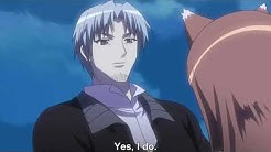 Spice and Wolf (Ookami to Koushinryou) Season 1 Episode 1 ENG SUB