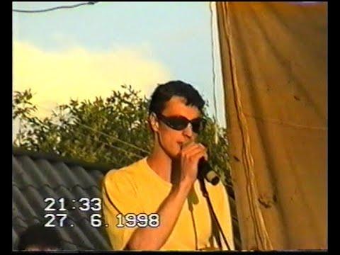 27.06.1998 День молодежи в г.Камышлов Свердловская область