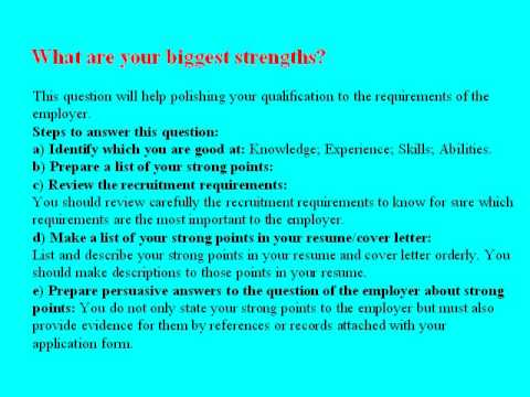 9 financial assistant interview questions and answers  YouTube
